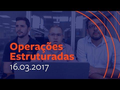 Operações Estruturadas - 16 de Março de 2017.