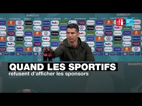 Ronaldo et Coca, Pogba et Heineken… vers une rébellion des joueurs contre les sponsors