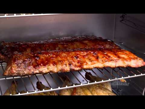Sportsman Elite 40 Electric Smoker  Features and Benefits