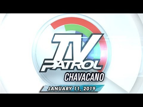 TV Patrol Chavacano - January 11, 2019