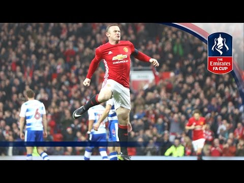 Every 3rd Round Goal in 150 Seconds - Emirates FA Cup 2016/17 | Goals & Highlights