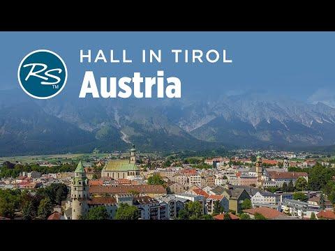 Hall in Tirol, Austria: A Tirolean Evening - Rick Steves' Europe Travel Guide - Travel Bite