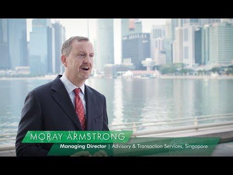Powered Through Innovation | Advisory & Transaction Services, Singapore