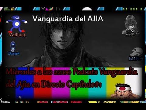 ➡Podcats Vanguardia del Ajia Capítulo#1⬅