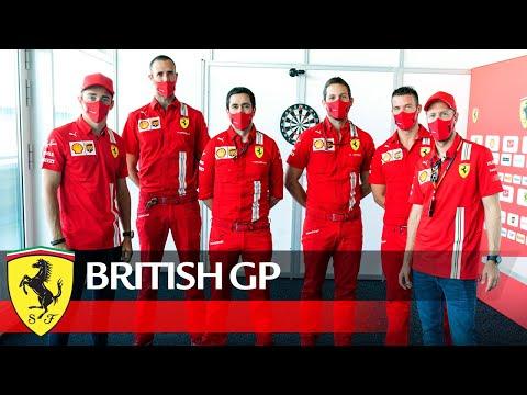 British Grand Prix - Hourglass Challenge Round 4