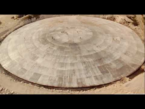 Concrete Dome Holding 22 Million Gallons of Nuclear Waste Is Cracking & Sinking On A Pacific Island
