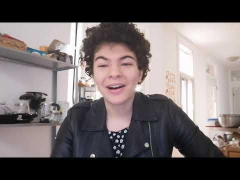 Vidéo de Audre Lorde