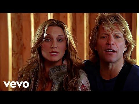 jennifer connelly bon jovi music video