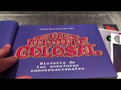 LA AVENTURA COLOSAL: Historia de las Aventuras Conversacionales by JMV