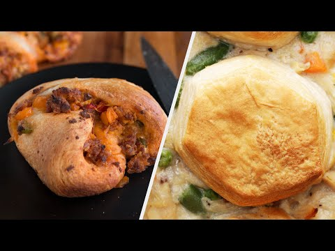 4 Biscuit Recipes You Can't Resist ? Tasty