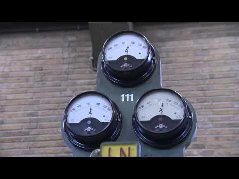 Historische beelden 13kV-station Oranjelaan Dordrecht