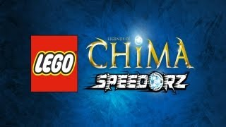 LEGO® Legends of Chima: Speedorz - Universal - HD Gameplay Trailer