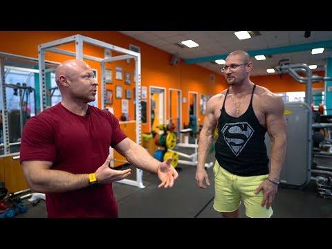 МегаМасса! Как накачать Мышцы Дмитрий Яковина  Набрать вес