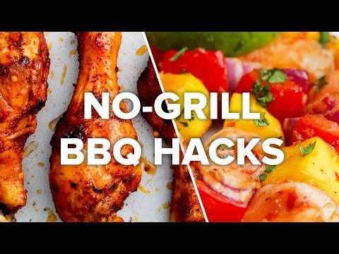 No-Grill BBQ Hacks ? Tasty Recipes