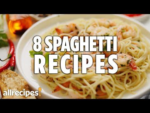 8 of Our Favorite Spaghetti Recipes | Recipe Compilations | Allrecipes.com