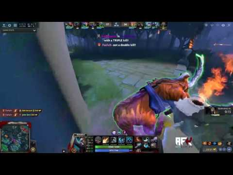 Happy Feet Benhur - Magnus : SEA Dota2 Matchmaking Highlights