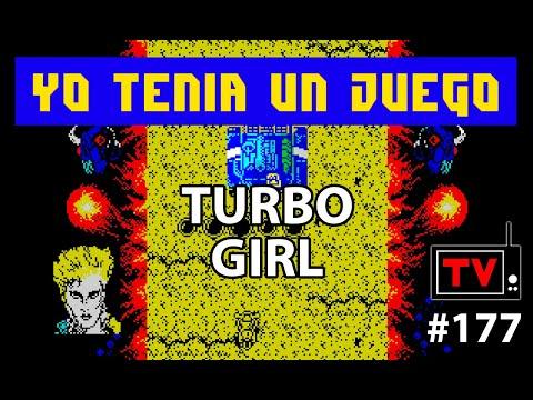 Yo Tenía Un Juego TV #177 - Turbo Girl (ZX Spectrum)
