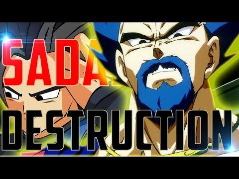 Ancient Saiyan ORIGINS Explained: How Sadala Was Destroyed Dragon Ball Super Movie 2018