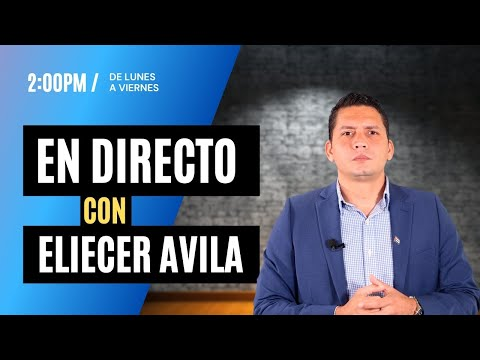 En Directo con Eliecer Avila (Septiembre 10, 2021)