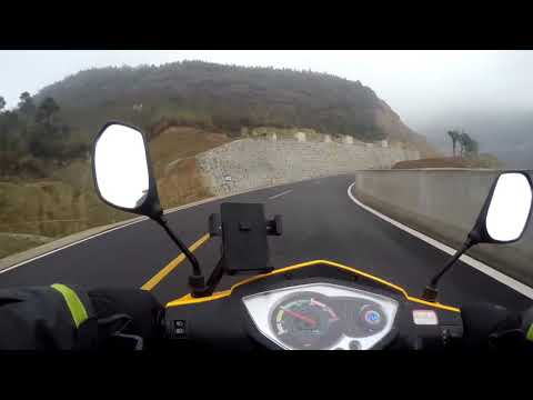 Denzel Volt - Ride to mountain - part 1