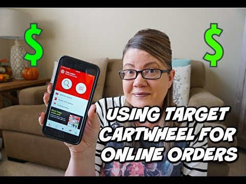 STEP BY STEP:  How to use TARGET CARTWHEEL Online | SAVE LOTS OF MONEY!