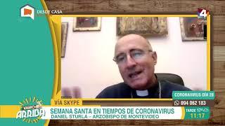 Vamo Arriba - Semana Santa en tiempos de coronavirus
