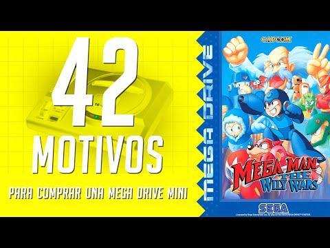 Mega Man: The Wily Wars. 42 motivos para comprar una Mega Drive Mini. (27/42)