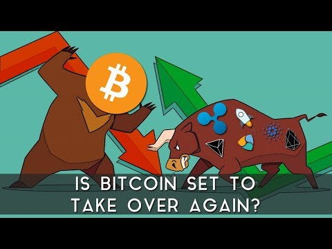 Is Bitcoin Set to Take Over Again?