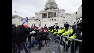 THE GLEANER MINUTE: Violent US Capitol clash... Trump tells protesters, go home... Couple arrested..