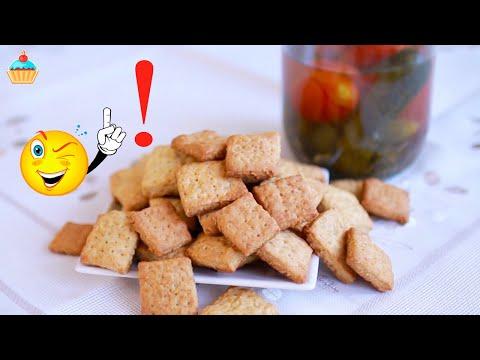 Что приготовить из РАССОЛА? Вкуснейшие ГАЛЕТЫ очень простой рецепт.