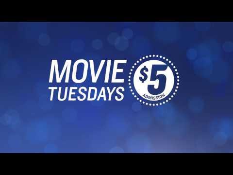 Marcus 5 Dollar Tuesday 2017