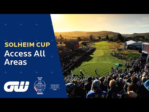 First Tee Emotions at the Solheim Cup | Solheim Cup 2019: Access All Areas | Golfing World