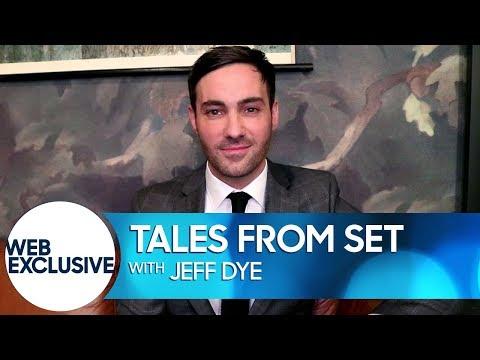 connectYoutube - Tales from Set: Jeff Dye