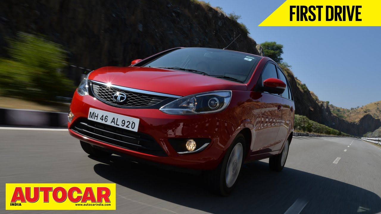 2014 Tata Bolt 1.2 Revotron Turbocharged Petrol Engine   First Drive Video Review
