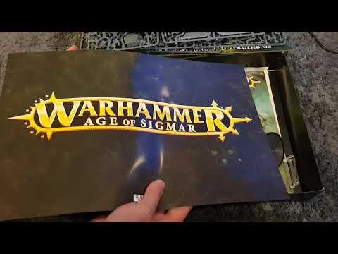 Warhammer Age of Sigmar: Seuchenkrieg german HD Unboxing★ Lohnt sich das Paket?