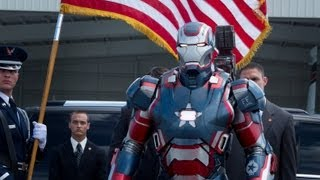 Iron Man 3 Teaser Trailer UK - Official Marvel  - HD