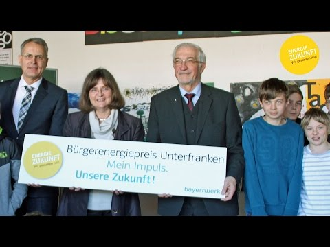 TV Touring: Bewerbung Bürgerenergiepreis Unterfranken 2017