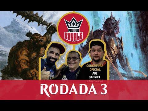 Dimir Midrange VS Skred Faries - Pauper Royale - Narração ao vivo - Rodada 3