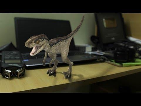 connectYoutube - Jurassic World: Fallen Kingdom in Real Life