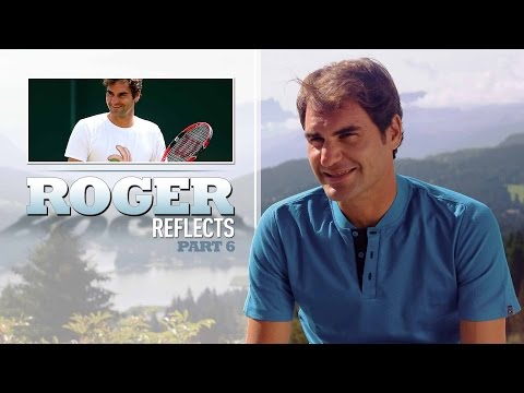 Roger Reflects: Federer For The Love Of The Game