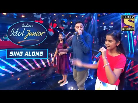 "Badshah ने बदल दिया ""Yeh Dil Na Hota Bechara"" गाने को  | Indian Idol Junior | Sing Along"