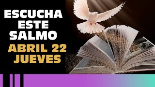 SALMO DE HOY,Jueves 22 De Abril De 2021 - Cosmovision