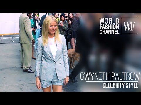 Gwyneth Paltrow | Celebrity Style