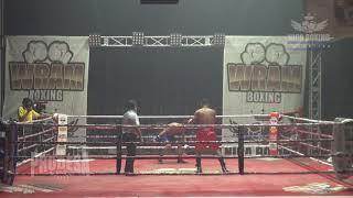 Maxwel Montes VS Pedro Espinoza - Nica Boxing Promotions