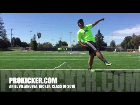 Ariel Villanueva, Kicker, Class of 2018, Hawaii