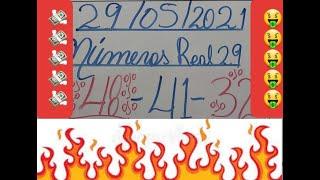 NUMEROS PARA HOY 29/05/21 DE MAYO PARA TODAS LAS LOTERIAS