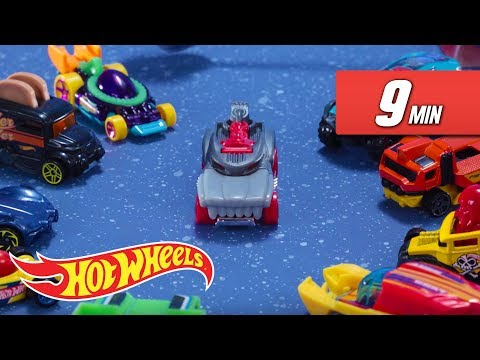 Best of Hot Wheels cars TRICKS and CHALLENGES! | Hot Wheels