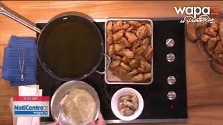 Chef Colo prepara