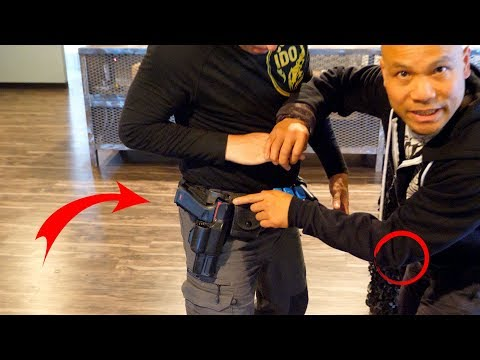 Surprising Him with my Gun | Tactical Weapons New Series