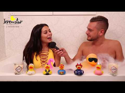 connectYoutube - Manon (Les Marseillais VS Le Reste du Monde 2) dans le bain de Jeremstar - INTERVIEW